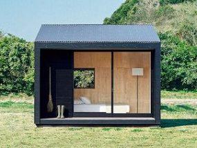 小さな家。