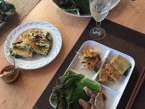 7月サナ先生の料理教室