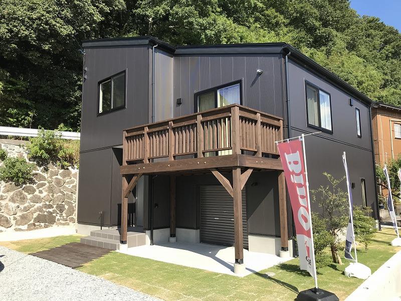 MODEL HOUSE OPEN‼ 見学のご案内 8月~9月