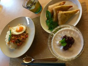 8月サナ先生の料理教室
