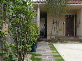 家とお庭+α