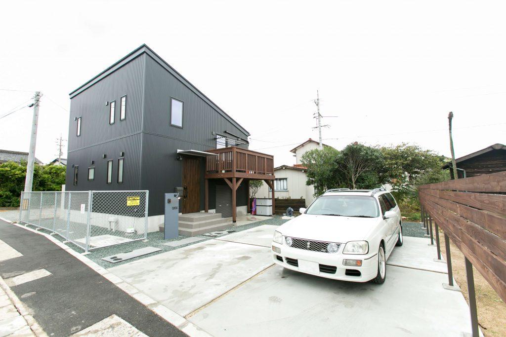 アメリカンヴィンテージの家