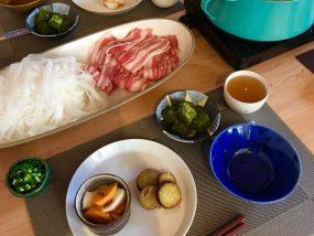 11月サナ先生の料理教室