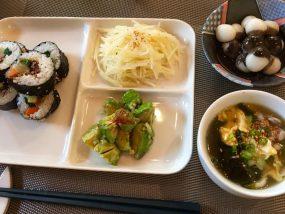 6月サナ先生の料理教室