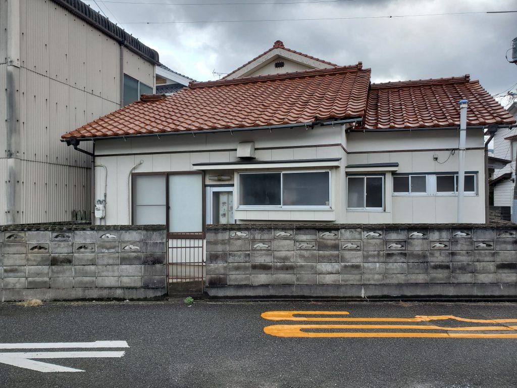 浜田市港町土地/解体してお引渡し・ゆめタウン近く!